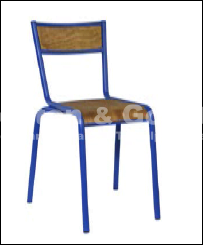 Nieuwe stoel Trudo Nsrc011