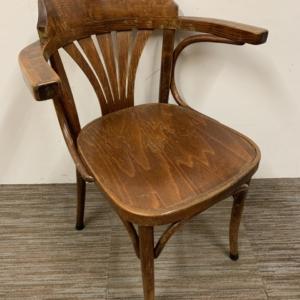 Gebruikte caféstoel  S1654