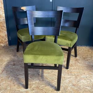 3 stuks nieuwe Restaurantstoelen