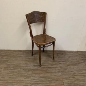 Nostalgische caféstoel S1787